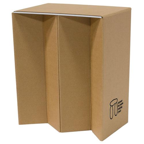 Dolmen-paper-chair