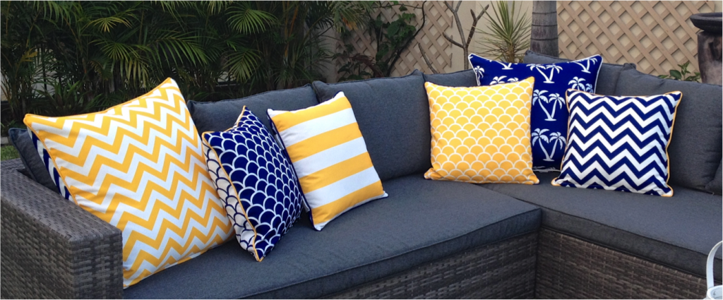 Three ways to make outdoor cushion inserts Archiblock
