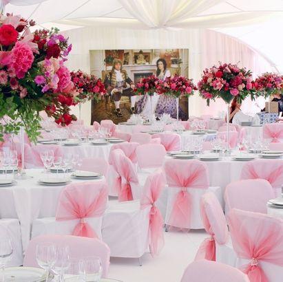 wedding reception perfect spot