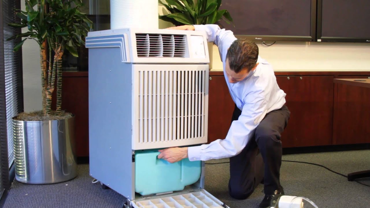 Tips On The Installation And Maintenance Of Portable Air